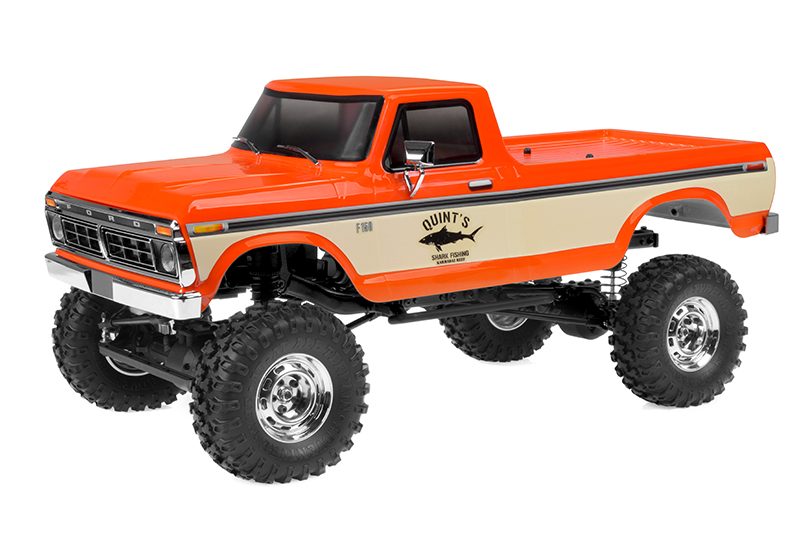 Carisma Adventure SCA-1E Ford F-150 1976 Version Official Licensed RTR 1/10 Scale WB 324mm